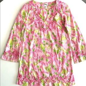 """Lilly Pulitzer """"Mommy and Me"""" Monkey Tunic"""